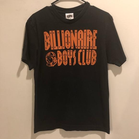 Billionaire Boys Club Other - Billionaire boys club graphic t shirt black/orange